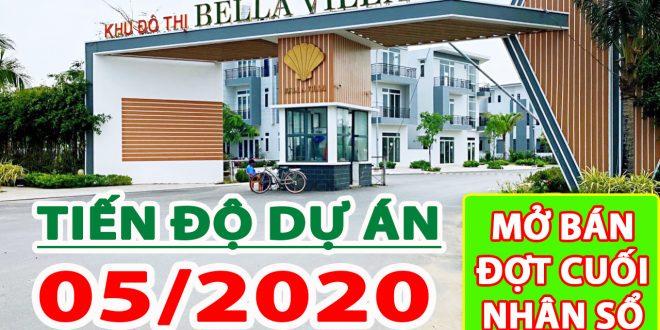 [Cập nhật dự án Bella Villa Trần Anh 2020] BIỆT THỰ NGHỈ DƯỠNG – NHÀ PHỐ CAO CẤP – THANH TOÁN 345 TRIỆU NHẬN NHÀ – CÒN LẠI THANH TOÁN 18 THÁNG (KHÔNG LÃI SUẤT)