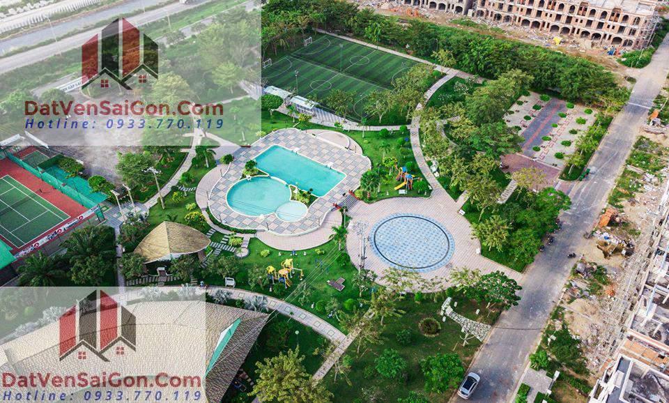 Dự án Lavilla Green City Tân An nhà phố ven sông đáng sống | Tập đoàn Trần Anh
