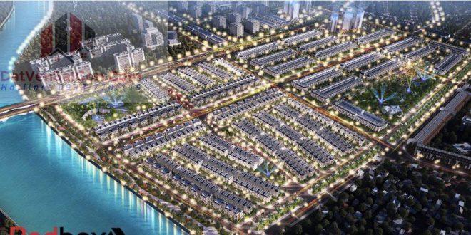Dự án Lavila Tân An nhà phố ven sông đáng sống