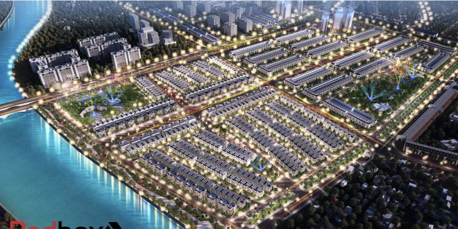 Nhà phố Tân An Lavilla Green City (Trần Anh Group – Đồng Tâm Group)