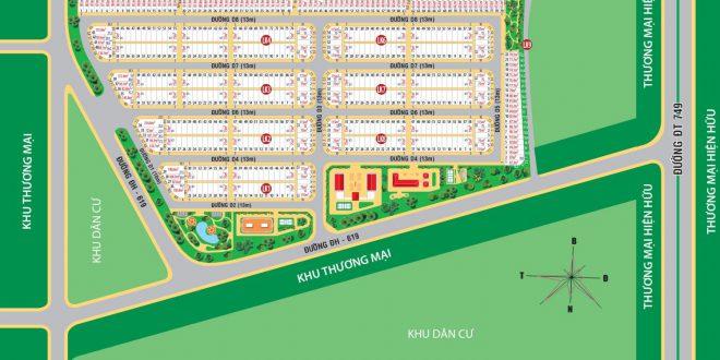 ĐấtBàuBàngxãLongNguyêngiá rẻ 900k/m2 đường 5m – đối diện Khu quy hoạch công nghiệp SKC