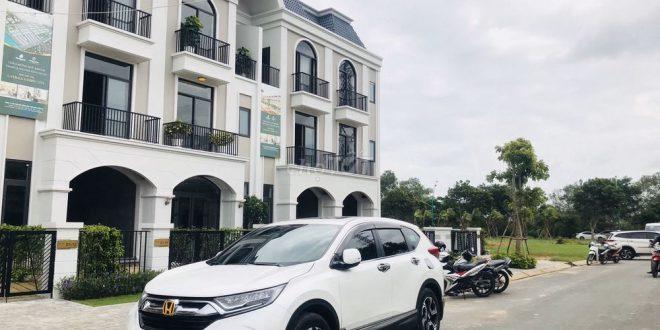 Bán nhà mặt tiền đường Hùng Vương thành phố Tân An
