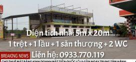 Cho thuê mặt bằng kinh doanh mặt tiền Quốc Lộ 13 – Gần Trung tâm Hành chính Khu công nghiệp Bàu Bàng