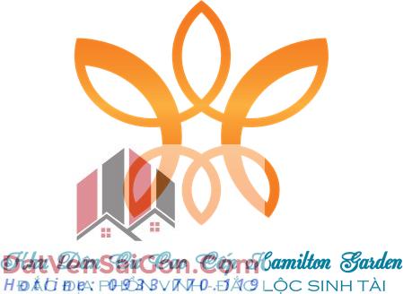 Logo Hamilton Garden