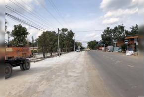Cần bán gấp: Đất mặt tiền đường nhựa 8 mét cách đường nhựa DH618 chỉ 50m gần trường học tt Lai Uyên